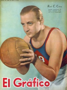 EL GRAFICO N0. 14437-3-1947BasketballRaul C. Calvo